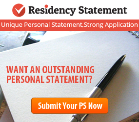 How to write supplementary residency essay