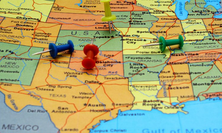 Top 10 IMG Friendly States in USA